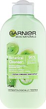 """Voňavky, Parfémy, kozmetika Mlieko na odstránenie make-upu """"Výťažok z hrozna"""" - Garnier Skin Naturals Botanical Grape Extract Cleanser Milk"""