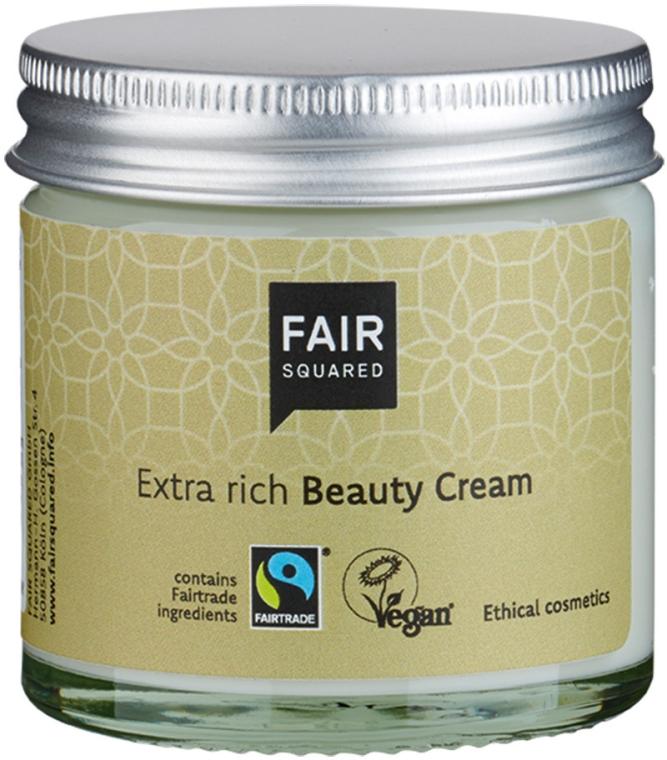 Výživný krém na tvár - Fair Squared Extra Rich Beauty Cream — Obrázky N1