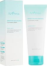 Voňavky, Parfémy, kozmetika Vyvažovacia pena pre citlivú pokožku - IsNtree Sensitive Balancing Cleansing Foam