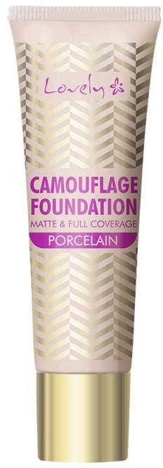 Tónovacia báza na tvár - Lovely Camouflage Foundation