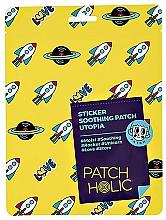 Voňavky, Parfémy, kozmetika Náplasti na tvár - Patch Holic Sticker Soothing Patch Utopia