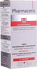 Voňavky, Parfémy, kozmetika Krém zabraňujúci strie - Pharmaceris M Foliacti Stretch Mark Prevention Cream