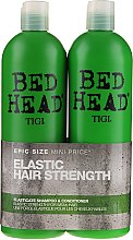 Voňavky, Parfémy, kozmetika Sada - Tigi Bed Head Elasticate (sh/750ml + cond/750ml)