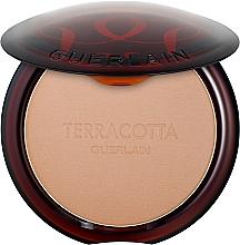 Voňavky, Parfémy, kozmetika Púder na tvár - Guerlain Terracotta Moisturizing Bronzing Powder Long Lasting
