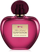 Voňavky, Parfémy, kozmetika Antonio Banderas Her Secret Temptation - Toaletná voda