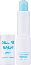 Voňavky, Parfémy, kozmetika Balzam na pery - Fontana Contarini Call Me Balm Man Protective Lip Balm
