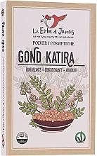 Voňavky, Parfémy, kozmetika Bylinkový prášok Tragacanth - Le Erbe di Janas Gonda Katira (Tragacanth)