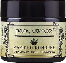 """Voňavky, Parfémy, kozmetika Masť """"Konope"""" - Polny Warkocz"""