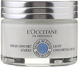 Voňavky, Parfémy, kozmetika Ľahký krém na tvár - L'occitane Light Face Cream