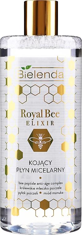 Upokojujúca micelárna tekutina - Bielenda Royal Bee Elixir — Obrázky N1