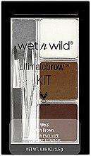 Voňavky, Parfémy, kozmetika Sada na obočie - Wet N Wild Ultimate Brow Kit