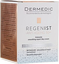 Voňavky, Parfémy, kozmetika Denný regeneračny krém 50+ - Dermedic Regenist ARS 5 Retinolike Day Intensely Smoothing Repair Cream
