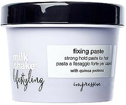 Voňavky, Parfémy, kozmetika Vosk na vlasy - Milk Shake Lifestyling Lifestyling Fixing Paste