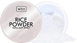 Voňavky, Parfémy, kozmetika Ryžový púder - Wibo Rice Powder