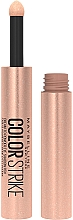 Voňavky, Parfémy, kozmetika Očný tieň - Maybelline New Yok Color Strike Eye Shadow Pen