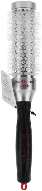 Brashing termo D 33 mm, T33S - Olivia Garden Pro Thermal Soft — Obrázky N1