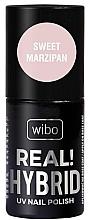 Voňavky, Parfémy, kozmetika Hybridný lak na nechty - Wibo Hybrid Real Hybrid UV Nail Polish