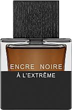 Voňavky, Parfémy, kozmetika Lalique Encre Noire A L`Extreme - Sada (edp/50ml + cufflinks)