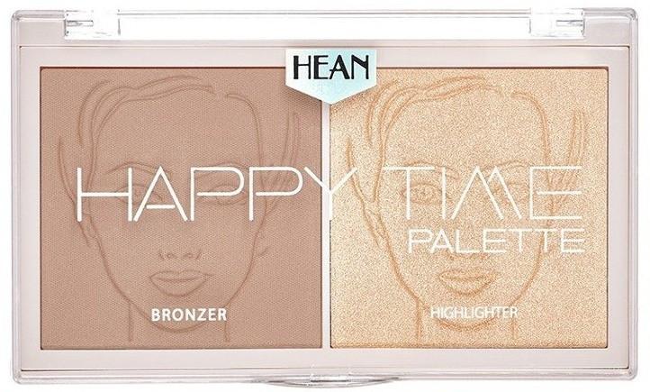 Paleta na kontúrovanie - Hean Happy Time Palette