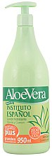 Voňavky, Parfémy, kozmetika Mlieko pre telo - Instituto Espaol Aloe Vera Body Milk Lotion