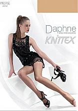 "Voňavky, Parfémy, kozmetika Dámské pančuchové nohavice ""Daphne"" 15 Den, beige - Knittex"