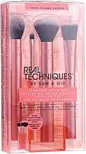 Voňavky, Parfémy, kozmetika Súprava štetcov pre make-up - Real Techniques Flawless Base Set