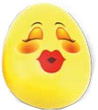 Voňavky, Parfémy, kozmetika Kefa na vlasy 3002W, emoji - IDC Design Smile Brush