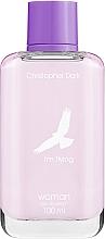 Voňavky, Parfémy, kozmetika Christopher Dark I'm flying women - Parfumovaná voda