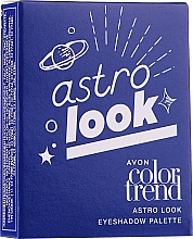 Voňavky, Parfémy, kozmetika Paleta očných tieňov - Avon Color Trend Astro Look Eyeshadow Palette