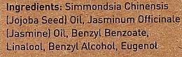 "Esenciálny olej ""Jasmín"" - Apivita Aromatherapy Organic Jasmine Oil — Obrázky N4"