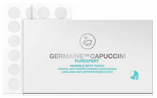 Neviditeľná náplasť proti akné - Germaine de Capuccini Purexpert Invisible Spot Patch