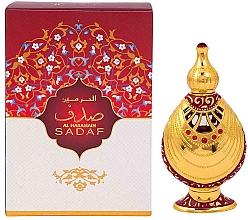 Voňavky, Parfémy, kozmetika Al Haramain Sadaf - Olejový parfum
