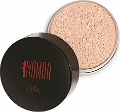 Voňavky, Parfémy, kozmetika Sypký prášok pre tvár - Celia Woman Loose Powder