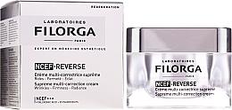 Voňavky, Parfémy, kozmetika Perfektný regeneračný krém na tvár - Filorga NCTF-Reverse Supreme Regenerating Cream