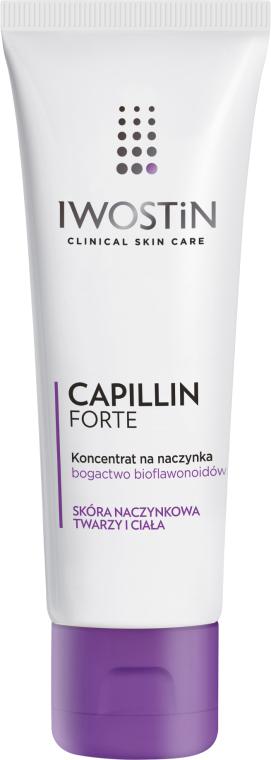 Koncentrát proti kuperóze - Iwostin Capillin Forte Concentrate