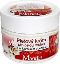 Voňavky, Parfémy, kozmetika Univerzálny rodinný krém - Bione Cosmetics Mandle Cream