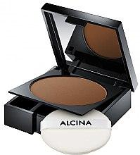Voňavky, Parfémy, kozmetika Matovaý prášok pre konturing - Alcina Matt Contouring Powder