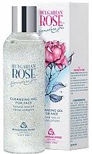 Voňavky, Parfémy, kozmetika Čistiaci gél na tvár - Bulgarian Rose Signature Cleaning Gel