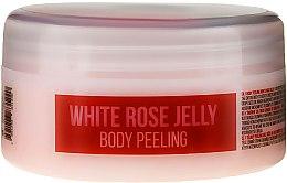 """Voňavky, Parfémy, kozmetika Scrub na telo """"Biela ruža"""" - Hristina Stani Chef'S White Rose Jelly Body Peeling"""