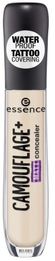 Korektor na tvár - Essence Camouflage+Matt Concealer