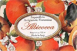 """Voňavky, Parfémy, kozmetika Toaletné mydlo """"Marhuľa"""" - Saponificio Artigianale Apricot"""