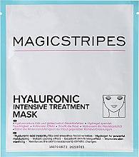 Voňavky, Parfémy, kozmetika Intenzívna hydratačná maska s kyselinou hyalurónovou - Magicstripes Hyaluronic Intensive Treatment Mask