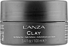 Voňavky, Parfémy, kozmetika Modelovacia suchá hlina - Lanza Healing Style Sculpt Dry Clay