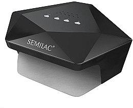 Voňavky, Parfémy, kozmetika Profesionálna UV / LED lampa, čierna - Semilac Diamant 36W