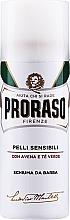 Voňavky, Parfémy, kozmetika Pena na holenie pre citlivú pleť - Proraso White Shaving Foam