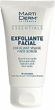 Voňavky, Parfémy, kozmetika Scrub na tvár - MartiDerm Essentials Exfoliating Facial Scrub