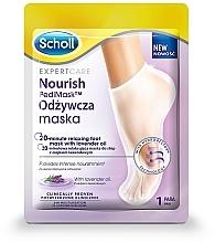 Voňavky, Parfémy, kozmetika Maska na nohy s levanduľovm olejom - Scholl Expert Care Foot Mask