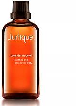 Voňavky, Parfémy, kozmetika Telový olej s extraktom z levandule - Jurlique Lavender Body Oil