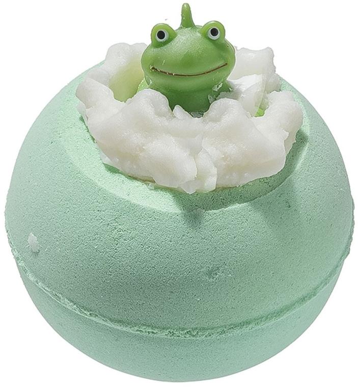 Kúpeľová bomba - Bomb Cosmetics It's Not Easy Being Green Bath Blaster — Obrázky N1