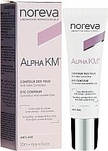 Voňavky, Parfémy, kozmetika Anti-aging krém pre pleť okolo očí - Noreva Laboratoires Alpha KM Eye Contour